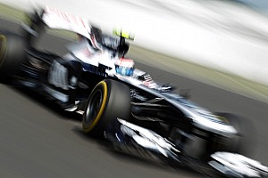 Ending slump 'very difficult' for Williams - Villeneuve