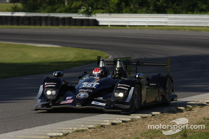 Level 5 takes thrilling win at Lime Rock - video