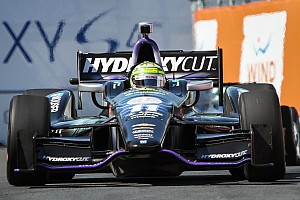 IndyCar Race report KV Racing Technology places both cars in top-10 Toronto Race 1