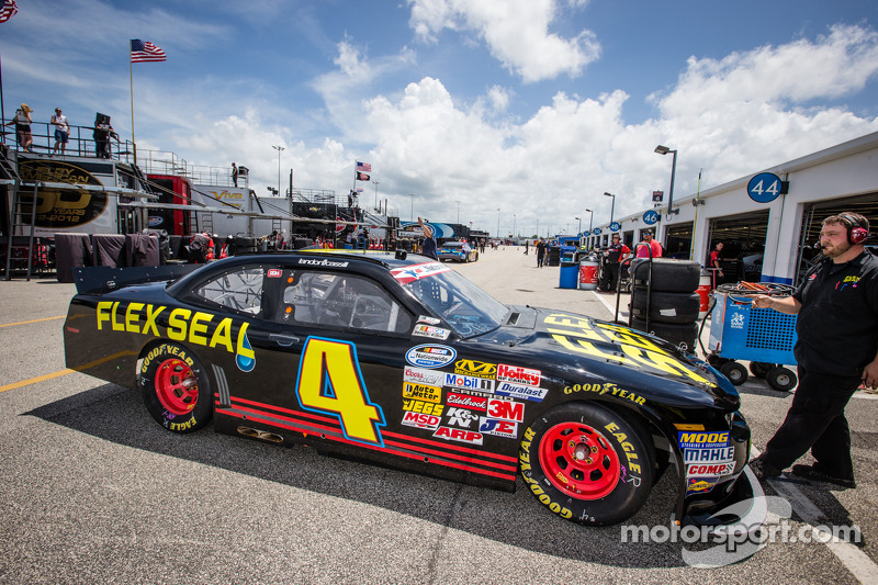 Fuel costs Cassill positions at Loudon