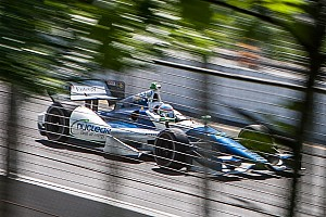IndyCar Race report KV Racing Technology finishes 14th and 24th in Toronto Race 2