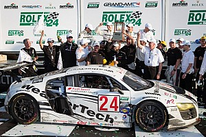ALMS Blog USCR: Audi R8 in GT, what about Daytona Prototypes or LMP2 power?