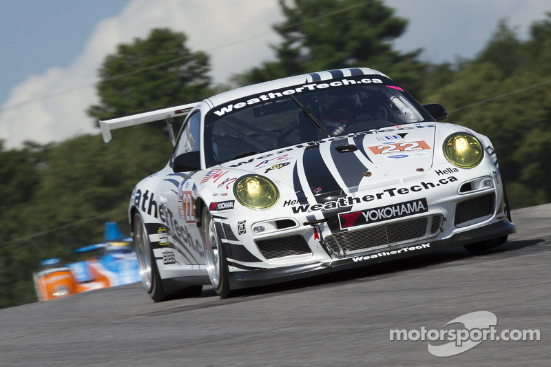 MacNeil and Bleekemolen on Pole at Mosport