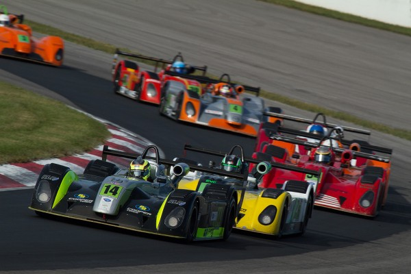 Drivers record season bests in race two at CTMP
