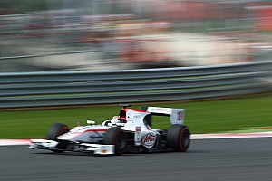 GP2 Preview GP2 teams prepare for the heat of Hungary
