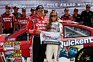 Newman claims new track record for Brickyard 400 pole