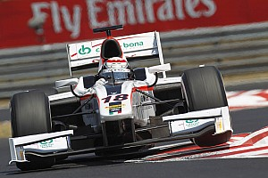 GP3 Race report Very few satisfaction for Coletti in the Sprint Race of Budapest