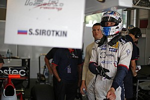 Formula 1 Breaking news No test debut for Sirotkin until 2014