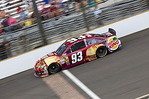 NASCAR Sprint Cup Race report Kvapil fights for lead-lap finish after late-race accident at Pocono