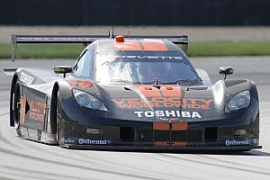 Grand-Am Qualifying report Wayne Taylor Racing will start Saturday's race at Road America from the front row