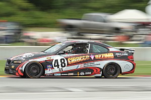 Grand-Am Qualifying report Fall-Line Motorsports CTSCC team qualifies in Kansas