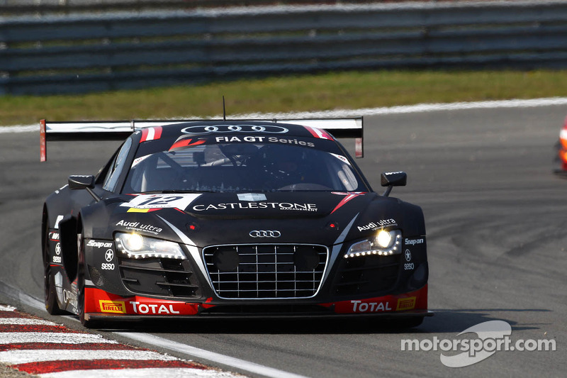 Fast Rast is 'pole king' in Slovakia for Audi