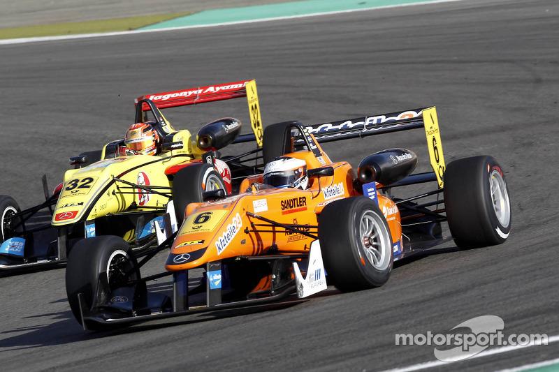 Felix Rosenqvist stages emphatic Nürburgring fightback