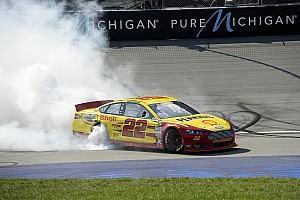 NASCAR Sprint Cup Commentary Cool-Down Lap: Joey Logano's victory complicates Chase picture