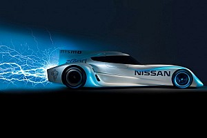 Ordóñez selected as test driver Nissan ZEOD RC