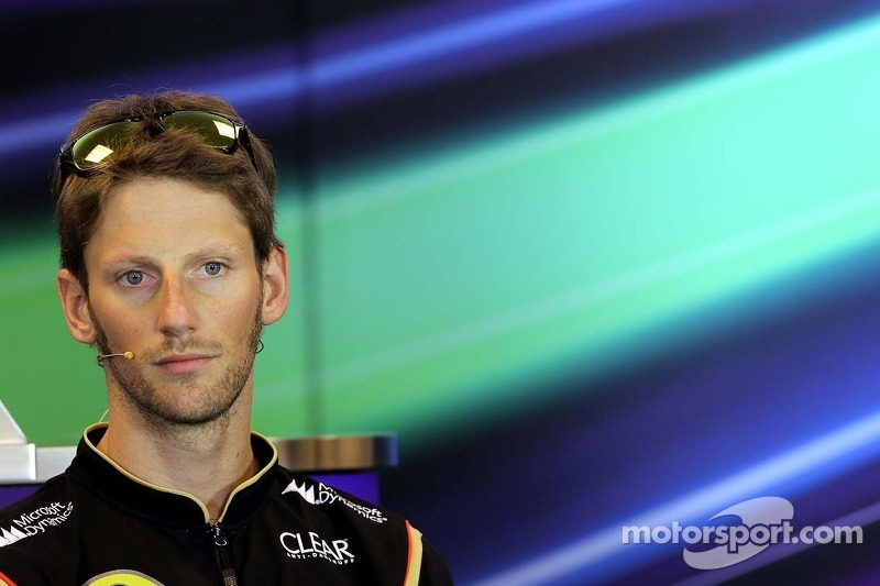 Former 'nutcase' Grosjean better in 2013 - Webber