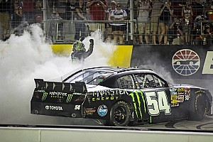 NASCAR XFINITY Race report Kyle Busch logs another win at Bristol