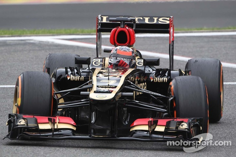 Lopez denies Lotus in financial strife