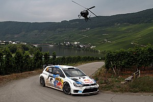Highlights and lowlights for Volkswagen at home rally