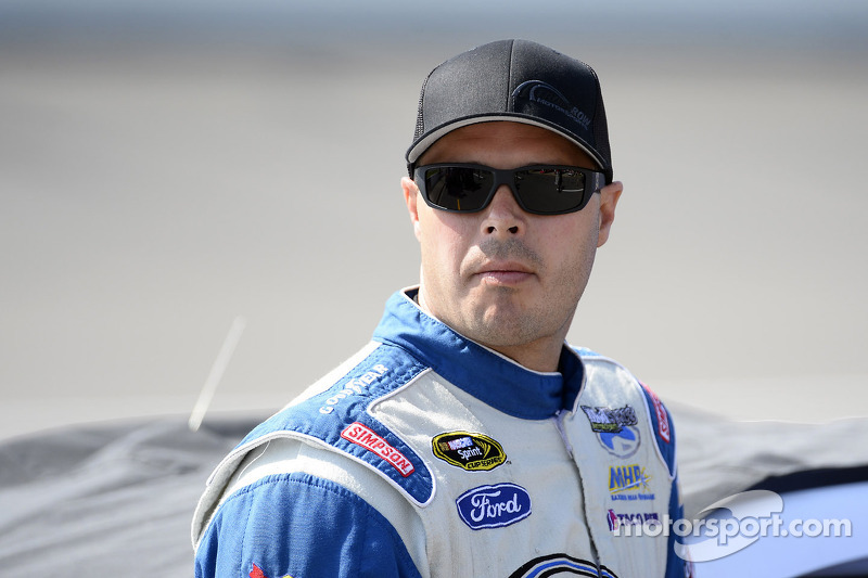 Gilliland: Tire test key for Front Row at Atlanta