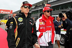 Formula 1 Commentary Raikkonen still driving 2014 'silly season'