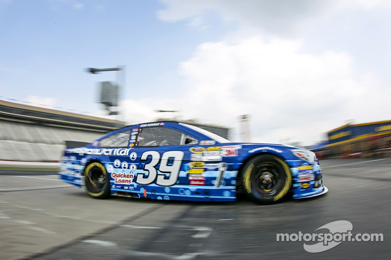 Newman earns hard-fought fifth-place finish at Atlanta