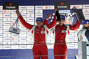 WEC Race report AF Corse Ferrari won GTE Pro in the 6 Hours of Sao Paulo