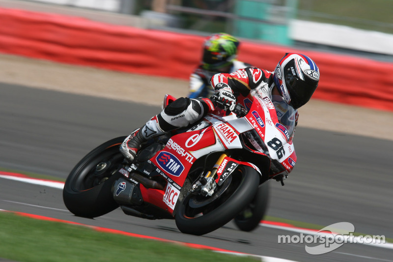 Four top-ten results for Team SBK Ducati Alstare at the Ring