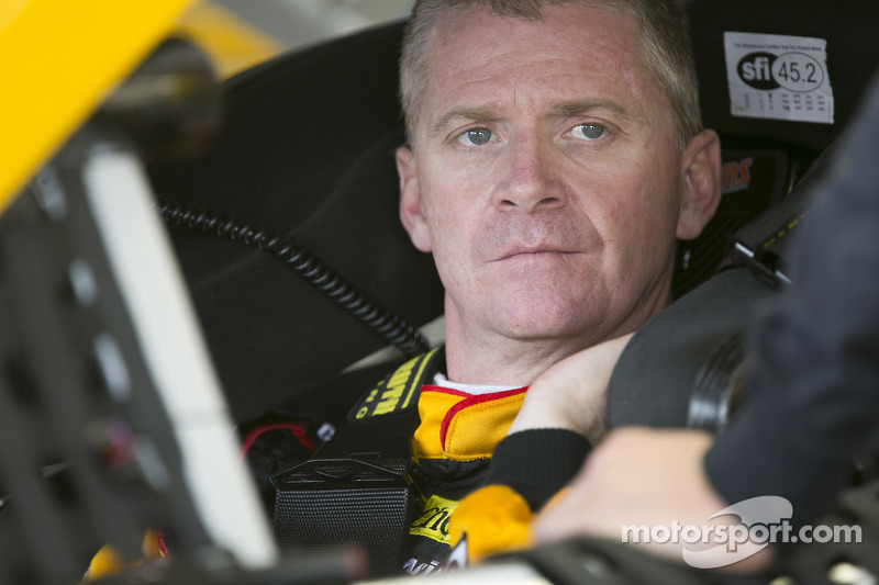Burton out at Richard Childress Racing