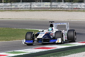 GP2 Race report Trident Racing's Berthon ending up in 21st in Race 2 at Monza