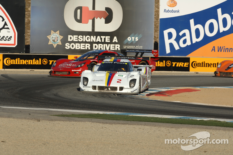 No Luck at Laguna Seca for Starworks Motorsport