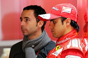 Formula 1 Breaking news Lotus admits Massa 'on the list' to replace Raikkonen