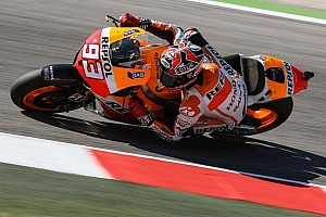 MotoGP Qualifying report Relentless Marquez smashes another pole record at Misano