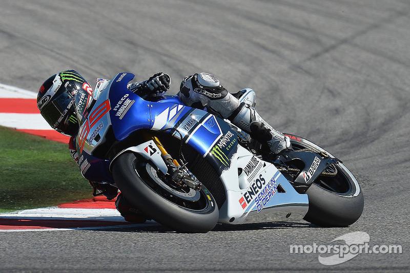 Bridgestone: Lorenzo leads from start to finish for third successive Misano victory
