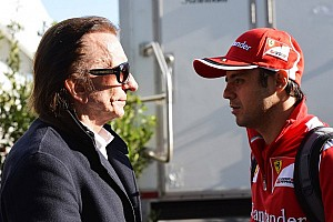 Formula 1 Breaking news Fittipaldi tips 'another team' to sign Massa