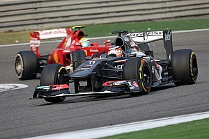 Formula 1 Rumor Massa has edge on Hulkenberg for Lotus seat