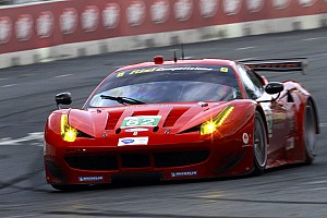 ALMS Preview Risi looking forward to a positive home race in Texas