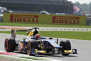 GP2 Breaking news GP2 and GP3 Series together with Pirelli for upcoming seasons