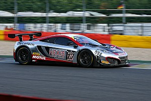 Endurance Preview Hexis Racing looking forward to race at Nürburgring