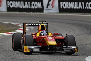 GP2 Preview Racing Engineering's Fabio Leimer travels to Singapore as the leader