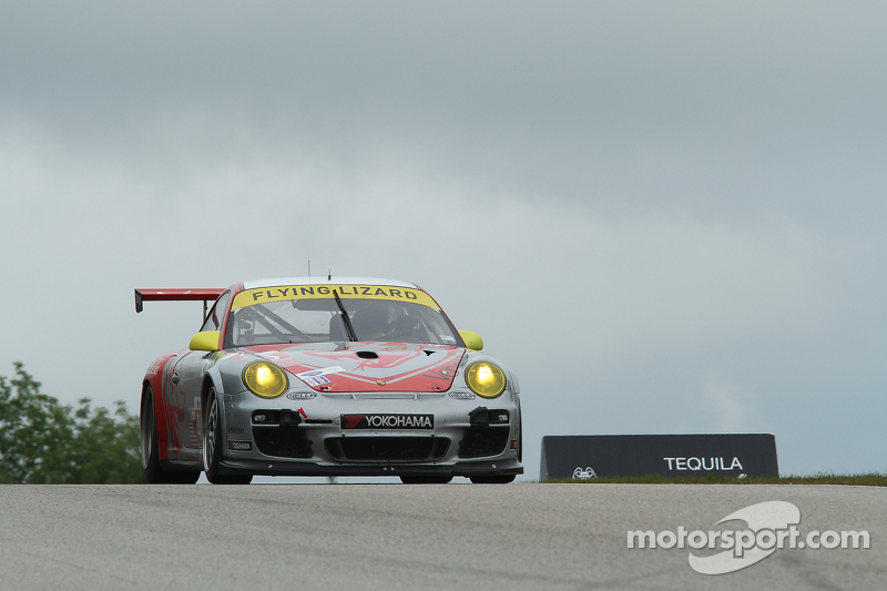 5th and 7th in qualifying for Flying Lizard at COTA
