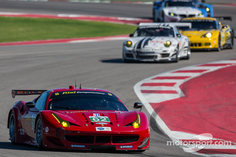 Risi claim top six result at home track in Texas