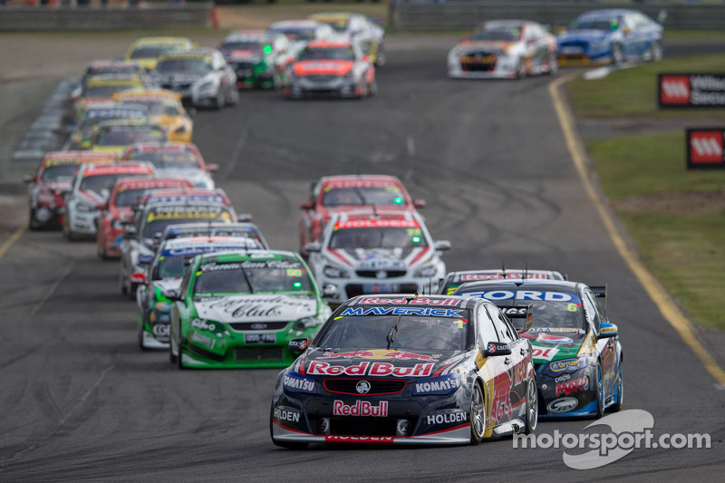 Innovation follows consolidation for V8 Supercars in 2014