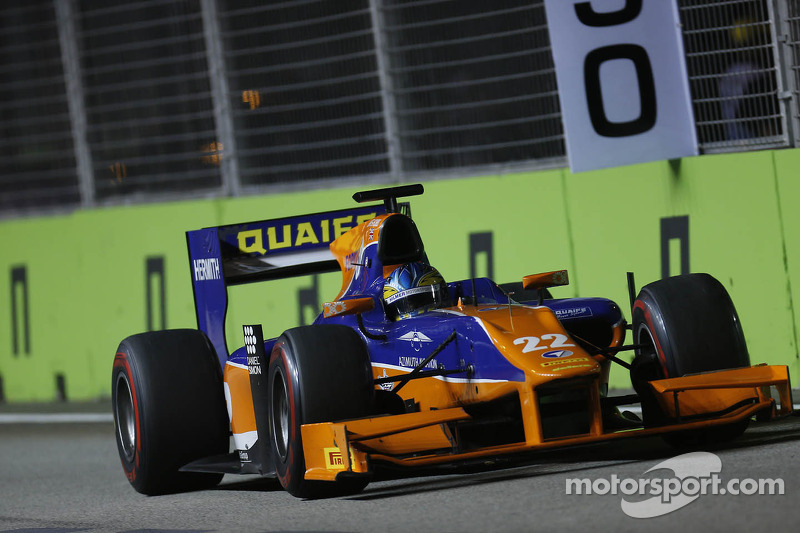Quaife-Hobbs nets further points in Singapore