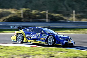 Mercedes' Paffett in ninth position at Zandvoort