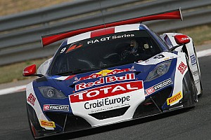 Blancpain Sprint Race report Navarra: A win and the Sébastien Loeb Racing's first 1-2 finish!