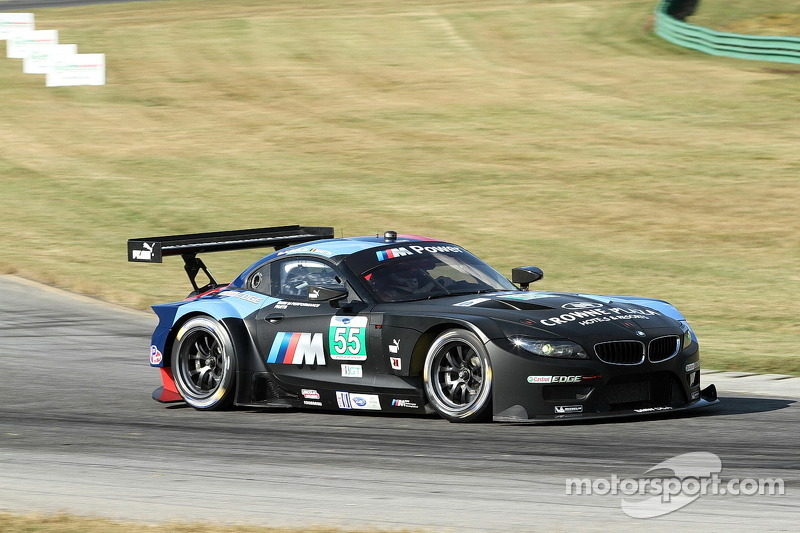 Martin scores third straight GT Pole for BMW Team RLL