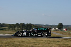 ALMS Qualifying report Briscoe, Level 5 claim pole in Virginia