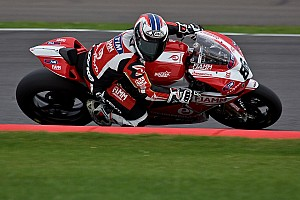 A second row start for Badovini and Team Ducati Alstare in tomorrow's races at Magny-Cours