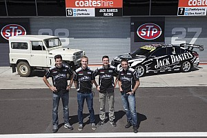Supercars Preview Jack Daniel's Racing brings Nissan back to Bathurst